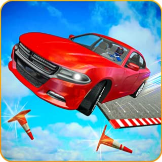 Imposible Ramp GT Car Stunts - Mega Ramp Car Crash Stunts 3D Descargar juego gratis