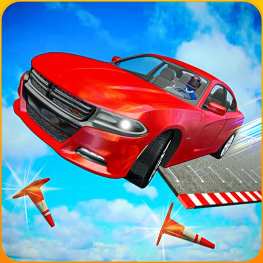 Imposible Ramp GT Car Stunts - Mega Ramp Car Crash Stunts 3D Descargar juego gratis