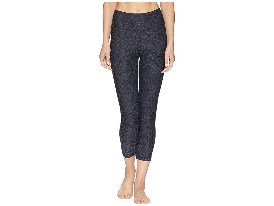 Prana Clover Capri Pants (Charcoal) Women