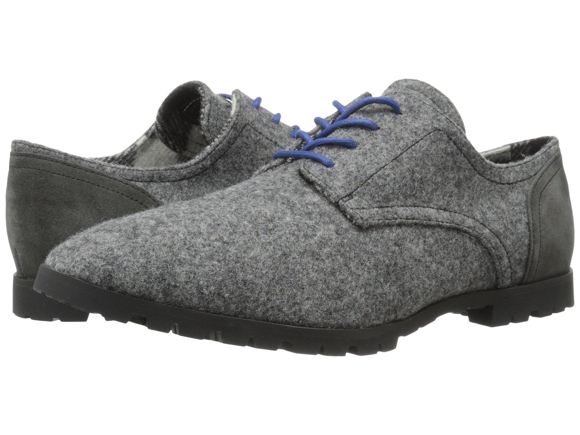 Calzado tipo Oxford para Hombre Woolrich Adams Wool  + Woolrich en VeoyCompro.net