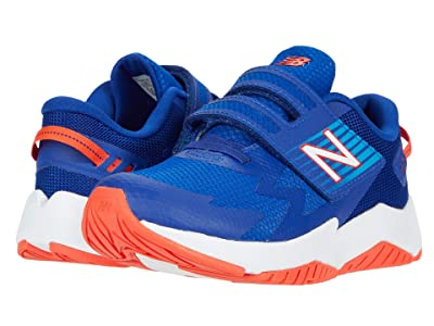 New Balance Kids Rave Run v1 (Little Kid) (Marine Blue/Vision Blue) Boys Shoes