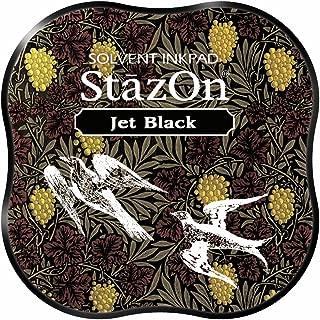 Stazon Midi Pad, Jet Black
