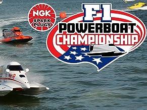 US F1 Powerboats Championship Season 2017