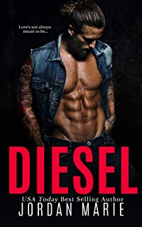 Diesel (Savage MC--Tennessee Chapter Book 2)