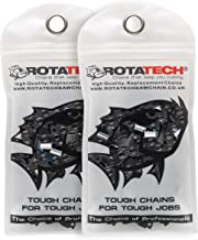 "x2 (Two) 14"" Genuine Rotatech Chainsaw Saw Chain Fits MAKITA UC3520A"