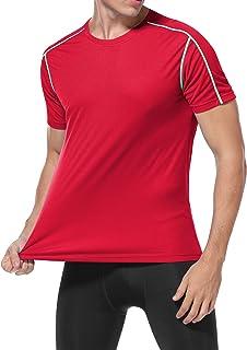 Men's Mesh Dry Fit Athletic Shirts