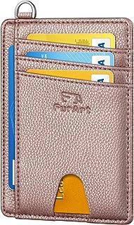 FurArt Slim Minimalist Wallet, Front Pocket Wallets, RFID...