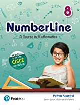 Number Line (Maths) | ICSE Class Eighth | Revised First Edition as per latest CISCE curriculum | By Pearson
