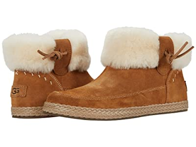 UGG Elowen (Chestnut) Women