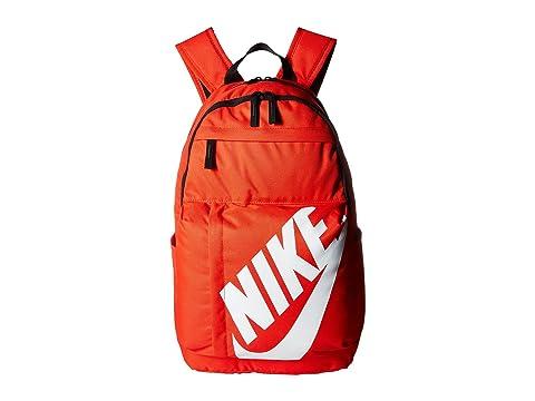 Habanero Nike rojo Sportswear blanco negro Mochila Elemental 4w50tt