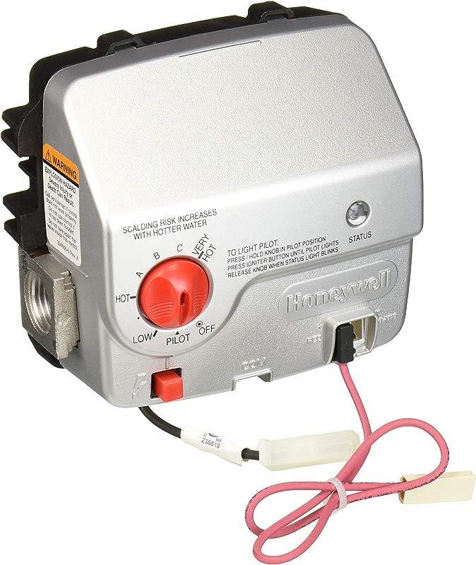 Honeywell WT8840A1500 Gas Valve White
