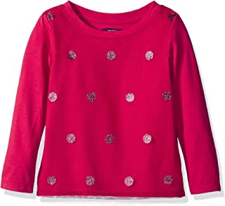 Nautica girls Long Sleeve Fashion Top Blouse