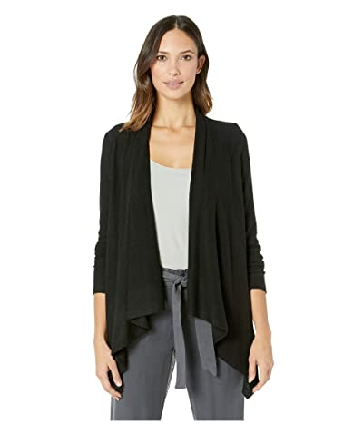 B Collection by Bobeau Amie Cardigan (Black) Women