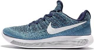 Men's Lunarepic Low Flyknit 2 Running Shoe (9 D(M) US, Binary Blue/White-Polarized)