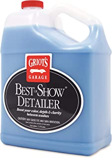 Griot's Garage 11042 Best of Show Detailer Gallon, 1