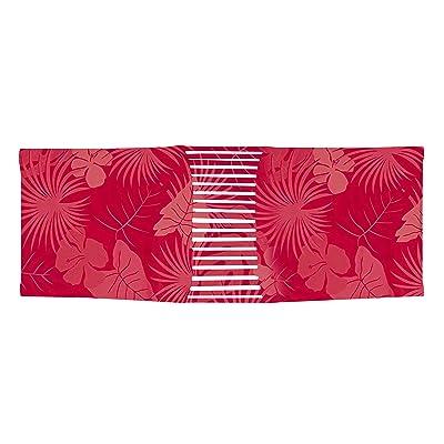 MIKOH SWIMWEAR Sunset 2 Bikini Top (Luau Lei) Women
