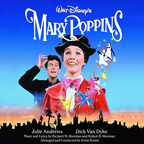 Mary Poppins (Soundtrack) by Various on Amazon Music - Amazon.com