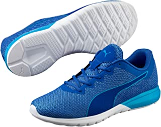 PUMA Men's Vigor, True Blue-Blue Danube, Running Shoes