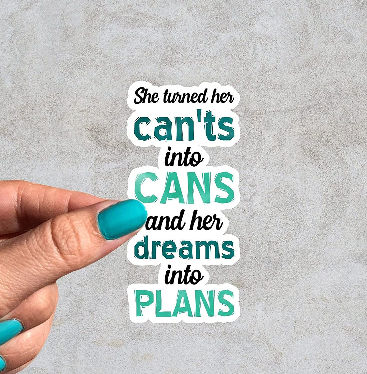 She Turned Her Cants Fashionable into Cans Self Elegant C Dreams and Plans