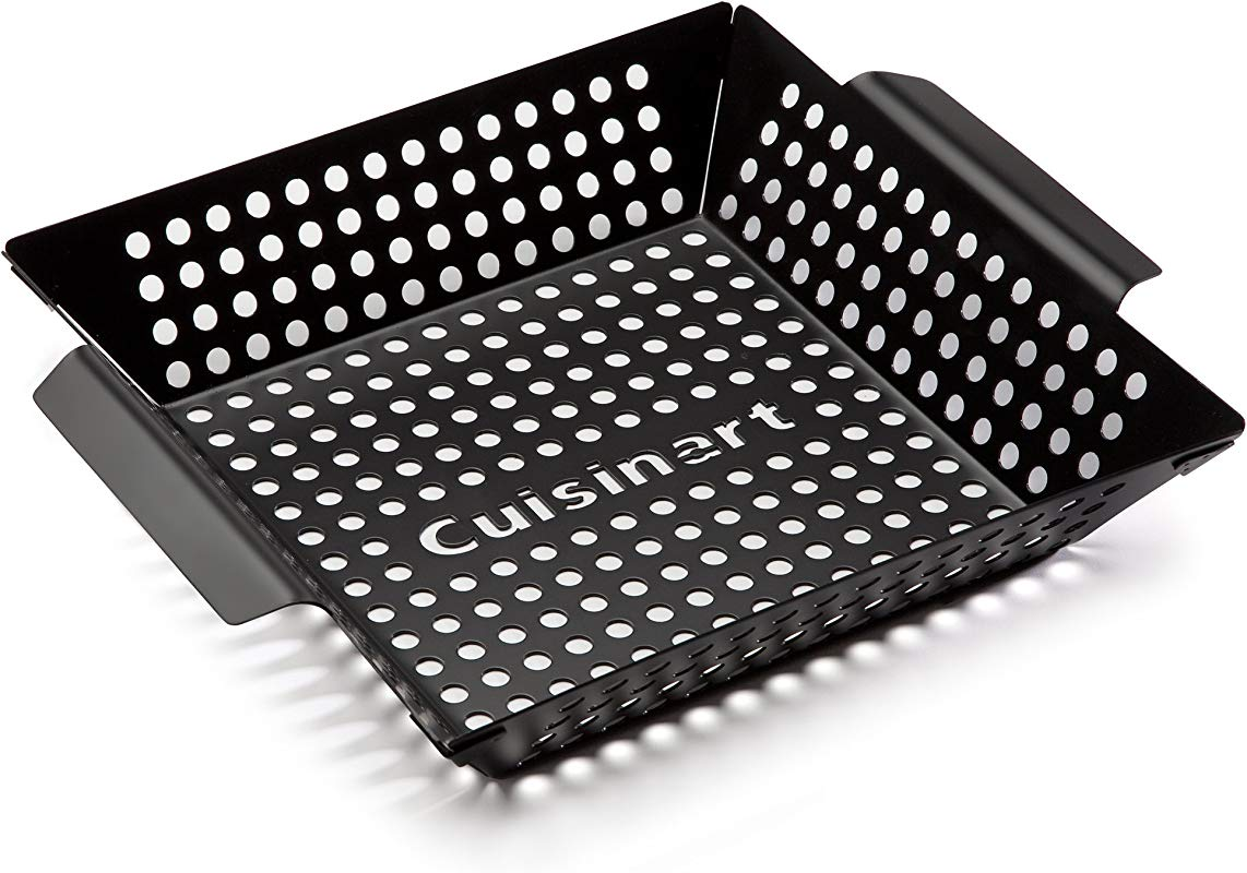 Cuisinart CNW 328 Non Stick Grill Wok 11 By 11 Inch