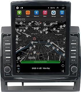 Sat Nav met Bluetooth handsfree bellen, live verkeers- en snelheidscamera, geschikt voor Toyota Tacuma (2009-2013)
