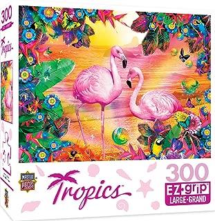 Tropics - Pretty in Pink 300pc EzGrip Puzzle