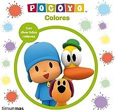 Pocoyó. Colores: Con divertidos relieves (Pocoyo) (Spanish Edition)