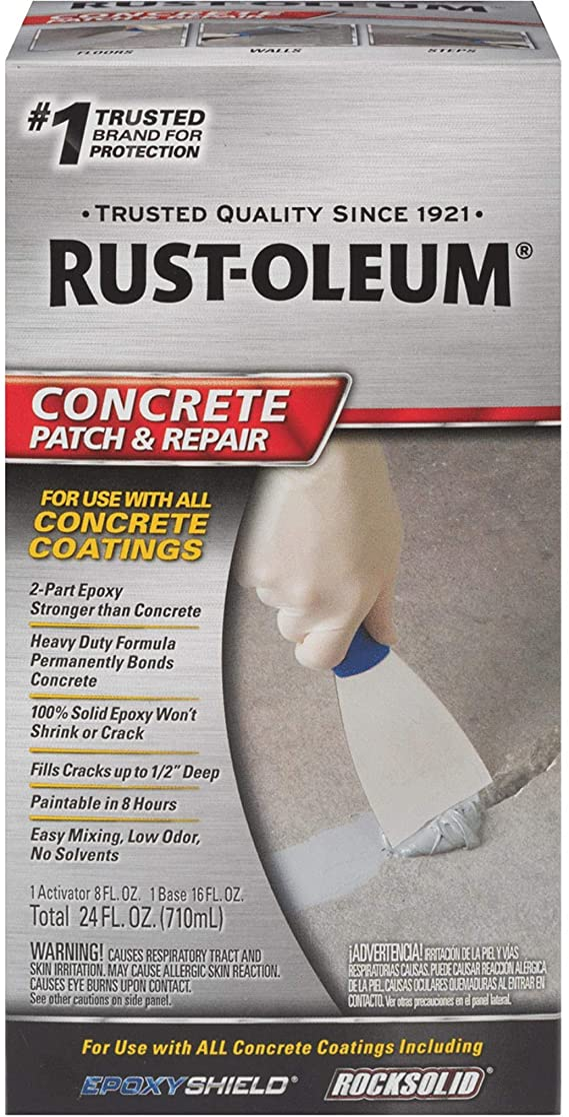 Rust-Oleum 215173 Concrete Patch