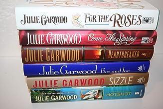 Julie Garwood 6-title, First Edition Collection: Claybornes' Brides #1 & 5; Buchanan/FBI # 1, 7, 8, 11