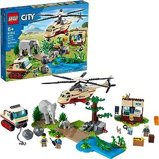 LEGO City Wildlife Rescue Operation 60302 Building Kit;...