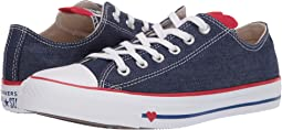 Chuck Taylor® All Star® Denim Love Ox