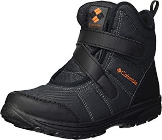 Columbia Unisex Kids' Hiking Shoes, Waterproof