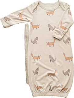 BESTAROO Boys Newborn Gowns