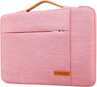"""Lacdo 15.6 Inch Laptop Sleeve Case Bag for 15.6"""" MSI GF65, HP 15-dy1731ms/Envy, Asus FX505/Vivobook 15, Acer Aspire 5 3 7/..."""