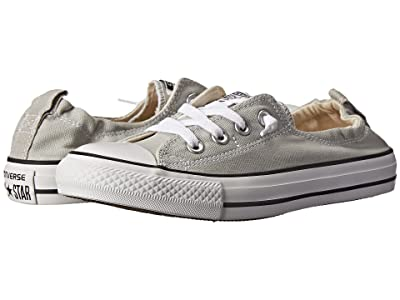 Converse Chuck Taylor(r) All Star(r) Shoreline Slip-On (Cloud Gray) Women