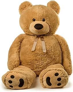 leather teddy bear