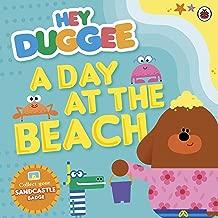 hey duggee a day at the beach