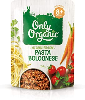Only Organic Pasta Bolognese 8+ Months - 170g
