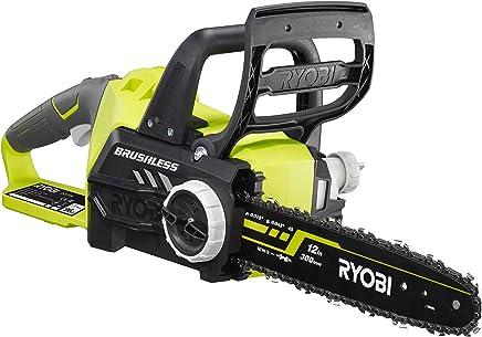 Ryobi OCS1830 - Motosierra eléctrica inalámbrica sin hilo Guía 30cm