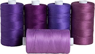 Connecting Threads - Essential Thread Cotton Sets purple 21461