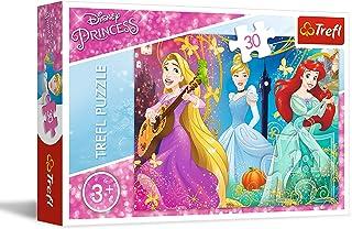 Trefl Disney Princess Puzzle For Girls- 30 Pieces