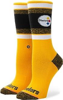 Stance W756C18WGR Womens Green Bay OTC Sock