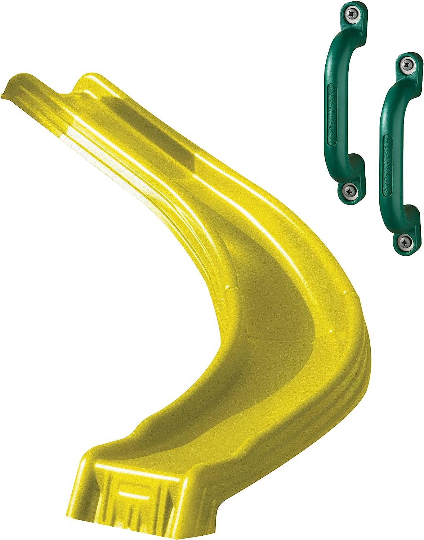 Swing-N-Slide WS 8339 Side Winder Curved 4' for Slide Max 68% OFF Manufacturer regenerated product De Plastic
