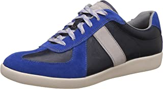 Hush Puppies Men's Roke Hitch Leather Sneakers