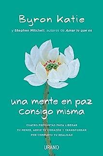 Una mente en paz consigo misma (Spanish Edition)