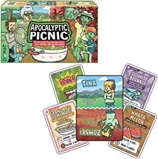 Winning Moves Games Apocalyptic Picnic