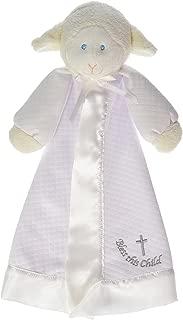 Mary Meyer Christening Lamb Blanket – 14 Inches