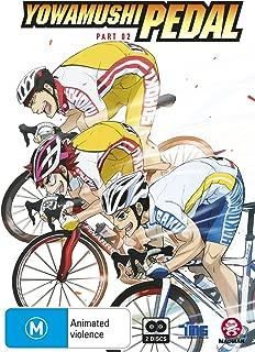 Yowamushi Pedal: Grande Road - Part 2 Eps 13 - 25  Yowamushi pedaru  NON-USA FORMAT, PAL, Reg.4 Australia
