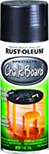 Rust-Oleum 1913830-6 PK Specialty Chalkboard 1913830 Spray Paint 12 oz, Black, 6-Pack, 6 Pack, 72 Fl Oz