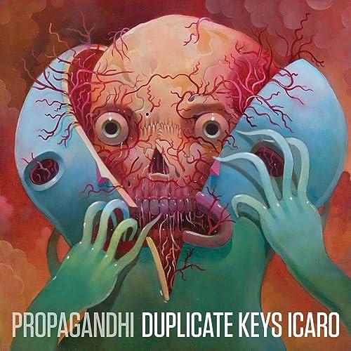 propagandhi duplicate keys icaro